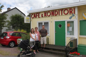Sveriges minsta café