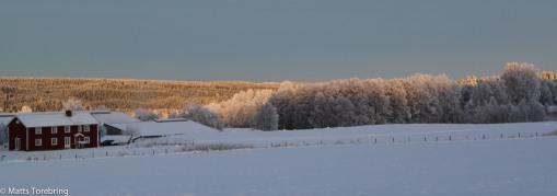 Bredestaddalen utanför Aneby