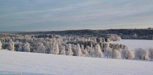Utsikt från Härjestad
