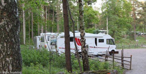 Ställplatsen Torpöns Camping & Färgeläge