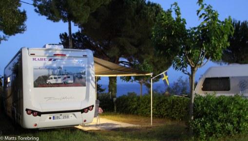 Camping Cala Gogo, Spanien.
