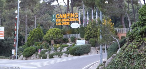 Ytterligare en camping