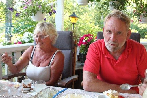 Våra vänner Christer & Anita & Arbetskamrat Christer