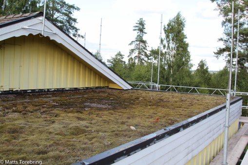 Varför byggde man dessa tak så sent som på 70- talet?