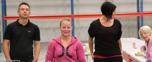 Henric, Annaida och Susanne