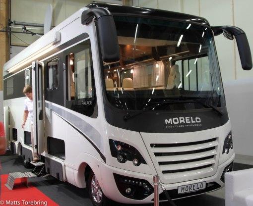Morello överraskade positivt i storlek och utrustning