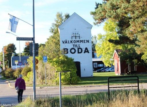 Välkommen till Boda