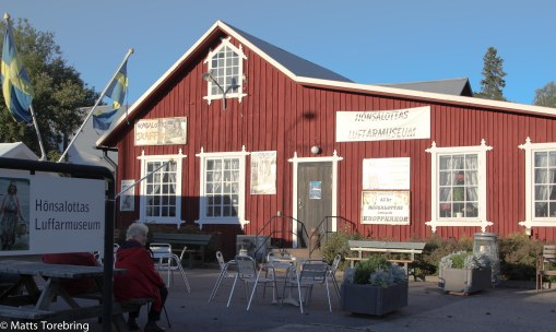 Sveriges största Luffarmuséum