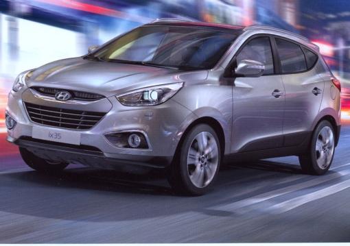 Vår privata bil, Hyundai ix 35
