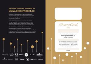 Vårt nya PresentCard