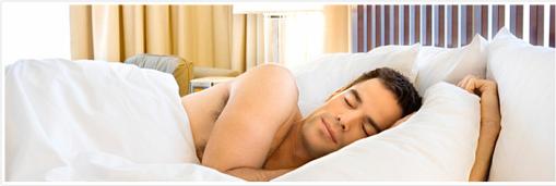 Sov gott på hälsokudde