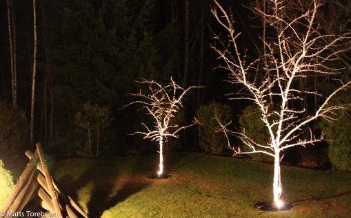 Jag investerat i sex nya strålkastare