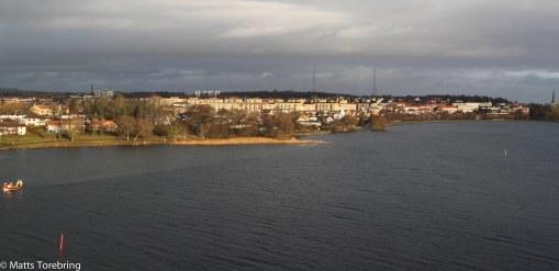 Utsikt från bron