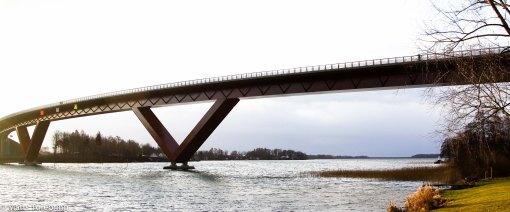 Hela bron sett från norr