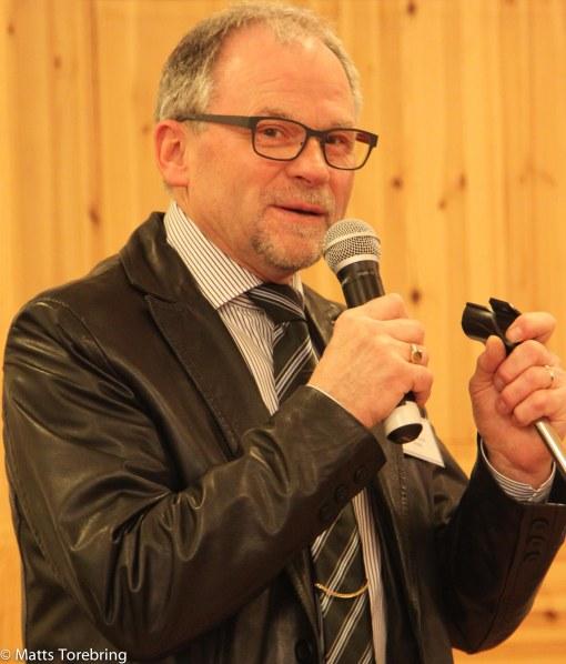 Utan vår ordförande Bertil Jönsson, Vinslöv, vore det ingen klubb.