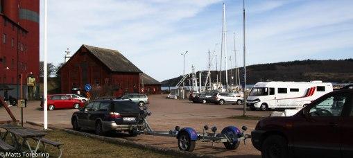 En snabbvisit i Hästholmen.