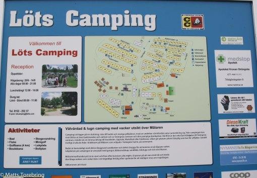 Löts Camping Strängnäs