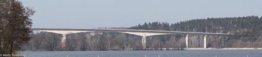 Att det fanns en lång bro ät det enda jag miss av Strängnär