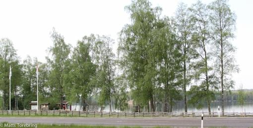 Rastplats Boskavarnasjön