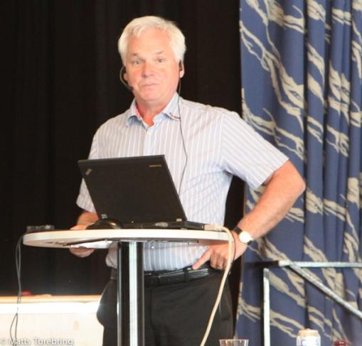 VD för Kabe Alf Ek berättar om företagets utveckling och alla egna patent