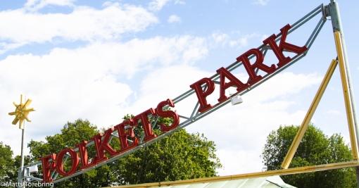Fredag förmiddag samling till årsmöte i Huskvarna Folkets Park