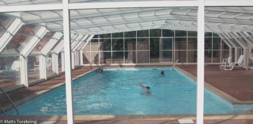 En liten pool till alla barnfamiljer