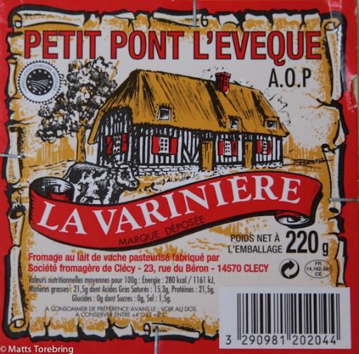 En för oss ny fransk ost