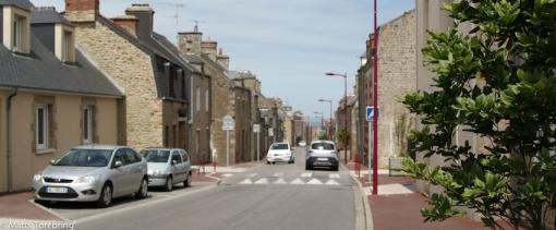 Små smala gator är nästan vardagsmat i de gamla byarna.