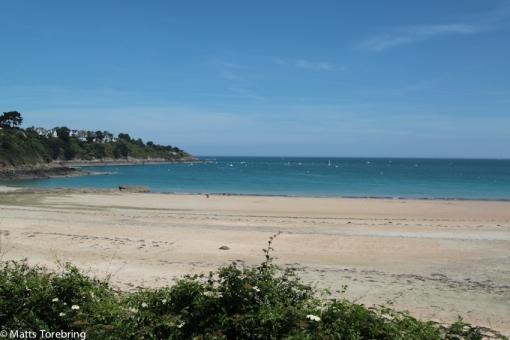 Vilken strand, men var är folket?