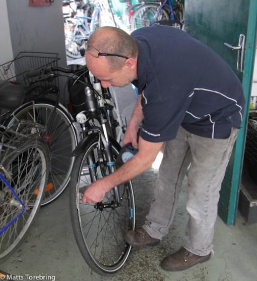 Cykelreparatören