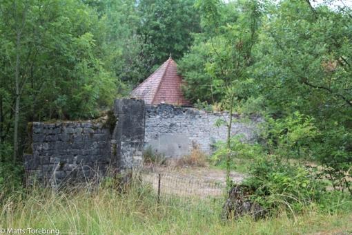 Det finns en historia om platsen sedan 1600- talet