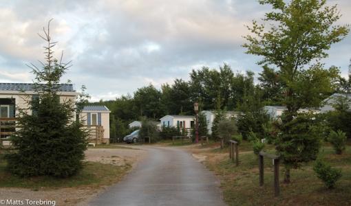 Mycket bungalows.