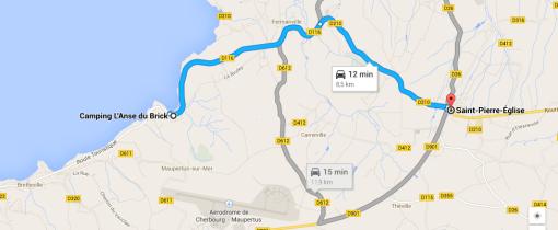 Dagens etapp på Tour de France