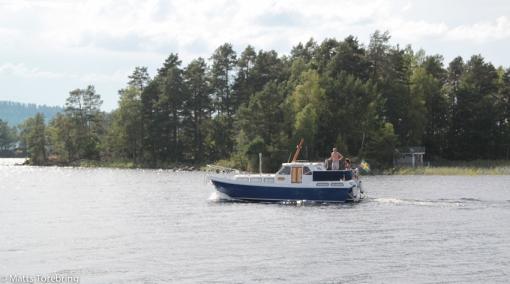 En idyll för alla båtägare