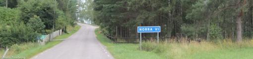 I Norra Vi, var våra barn ofta på läger