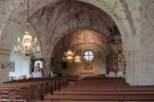 En av de vackraste kyrkorna i Småland