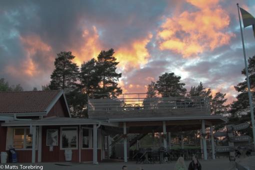 Dags att lämna Torpön och ett positivt minne rikare
