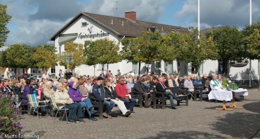 Veckan inleds med en ekumeninsk gudstjänst på Fredstorget