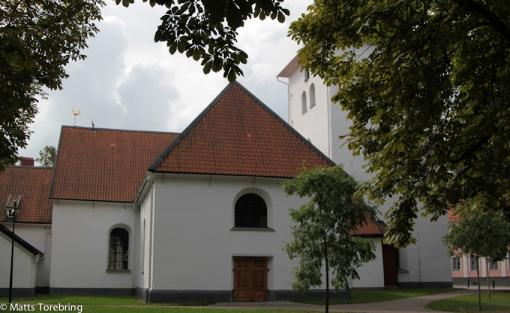En ganska märklig kyrka