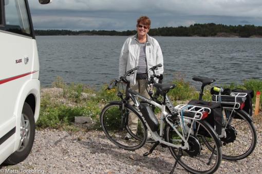 Ställplats Sågen Västervik