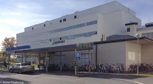 Höglandssjukhuset i Eksjö