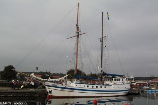 Utflykt lördag eftermiddag med missionsbåten Shalom
