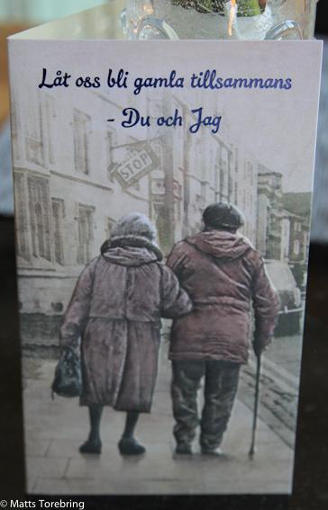 Kommer Matts & Birgitta se ut så här ? kappast !