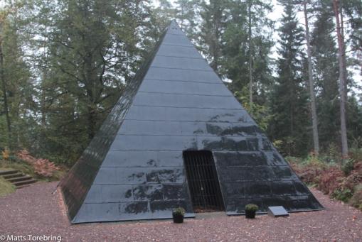 Malte Lieven Stierngranats gravplats i Stjärneborg