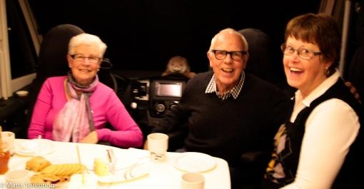 Våra beresta vänner Inger & Göran i Bankeryd