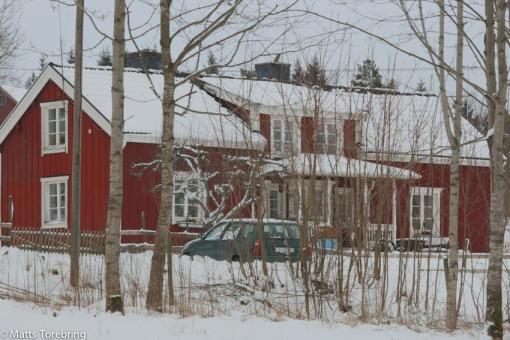 Birgittas föräldrahem i Norra Sunhult, två km norr om Sunhultsbrunn