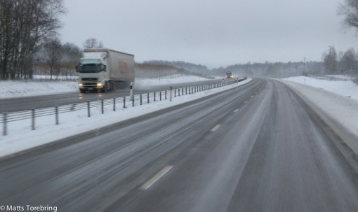 E4:an söder om Linköping