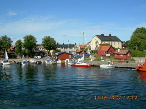 Sandhamns Värdshus 18 aug. 2007