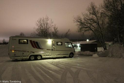 Framme i Umeå på First Camp