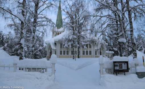 Jokkmokks kyrka